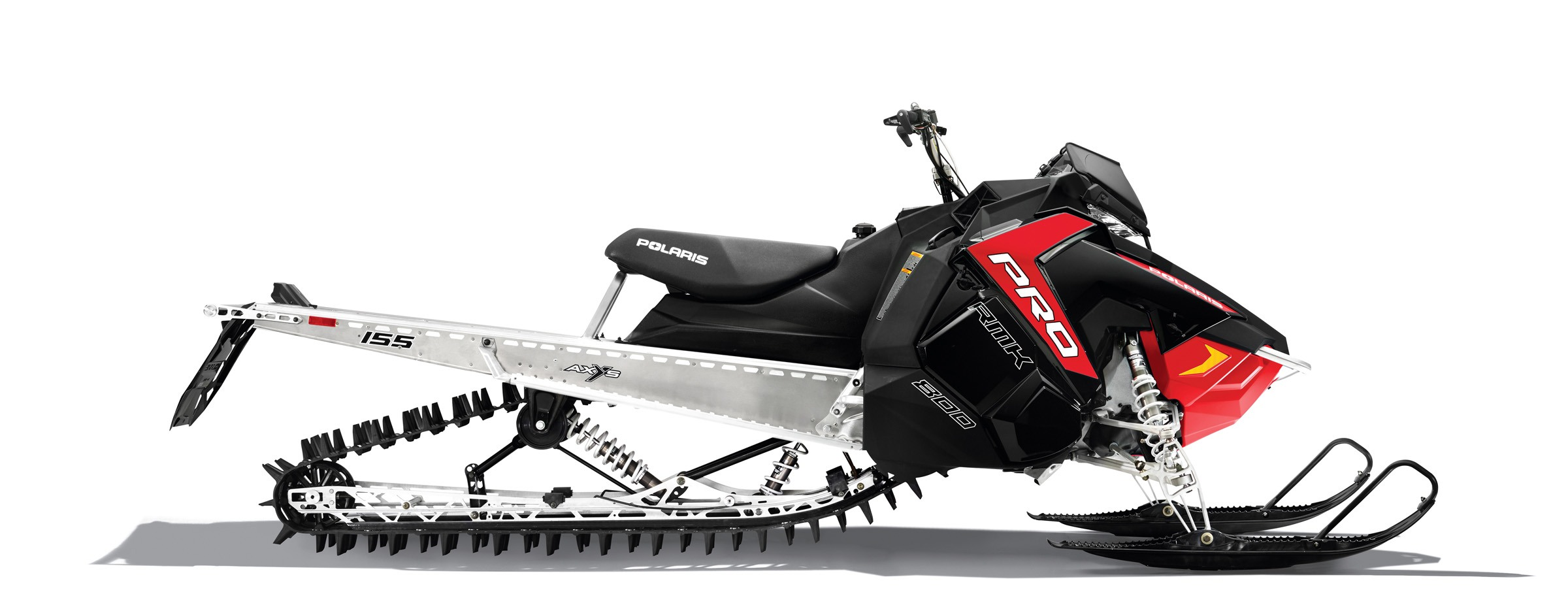 "2016 Polaris 800 Pro-RMK 155 3"" SnowCheck Select in Auburn, California"