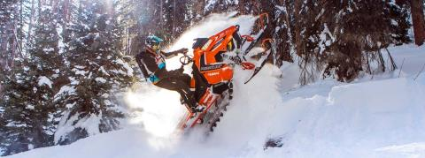 2016 Polaris 800 RMK ASSAULT 155 SnowCheck Select in Rushford, Minnesota