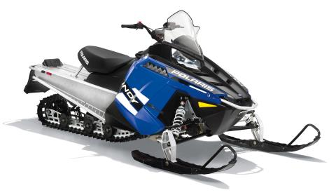 2016 Polaris 550 INDY 144 ES in Rushford, Minnesota