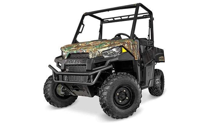 2016 Polaris Ranger 570 in Auburn, California