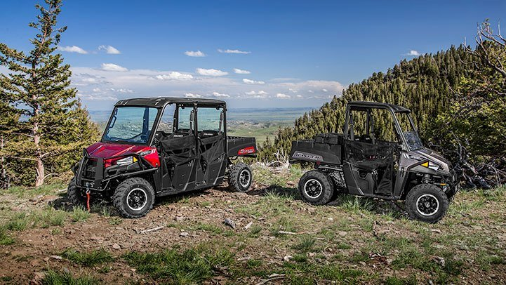 2016 Polaris Ranger Crew 570-4 in Yuba City, California