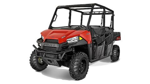 2016 Polaris Ranger Crew 570-4 in Auburn, California