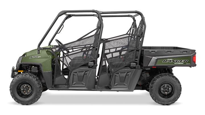 2016 Polaris Ranger Crew 570-6 in San Marcos, California