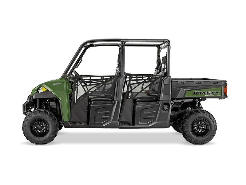 2016 Polaris Ranger Crew 900-5 in Auburn, California