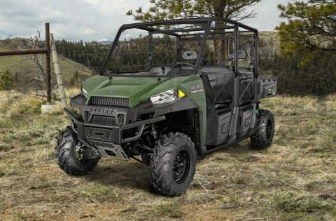 2016 Polaris Ranger Crew Diesel in Yuba City, California