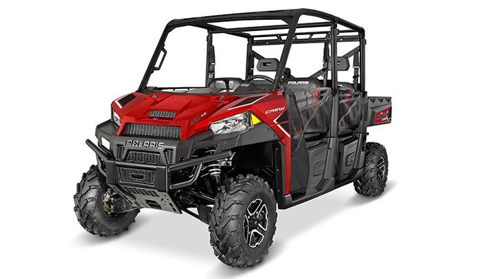 2016 Polaris Ranger Crew XP 900-5 EPS in Hermitage, Pennsylvania