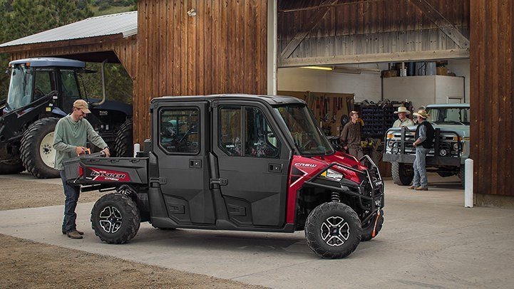 2016 Polaris Ranger Crew XP 900-5 EPS in Wytheville, Virginia