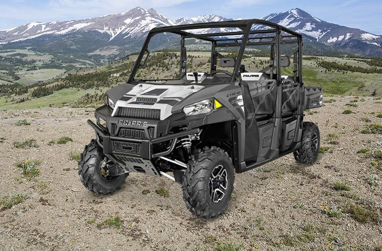 2016 Polaris Ranger Crew XP 900-5 EPS in Cedar Creek, Texas