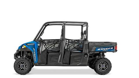 2016 Polaris Ranger Crew XP 900-6 EPS in Albemarle, North Carolina