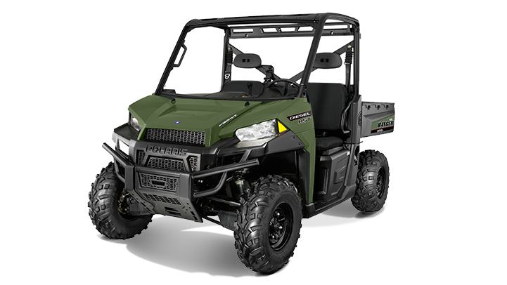 2016 Polaris Ranger Diesel HST in Yuba City, California