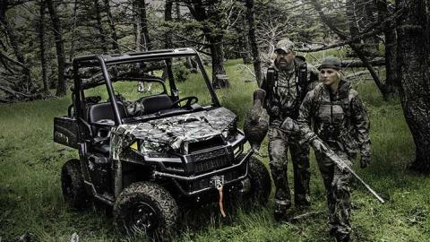 2016 Polaris RANGER EV Li-Ion in Rushford, Minnesota