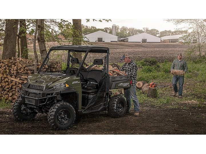 2016 Polaris Ranger XP 570 in Pierceton, Indiana