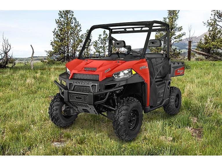 2016 Polaris Ranger XP 570 in Saint Clairsville, Ohio