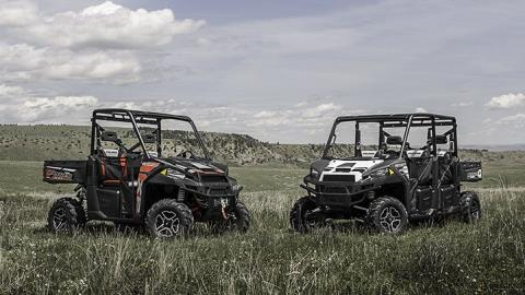 2016 Polaris Ranger XP 900 EPS in Katy, Texas
