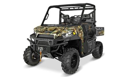 2016 Polaris Ranger XP 900 EPS Hunter Edition in Pierceton, Indiana