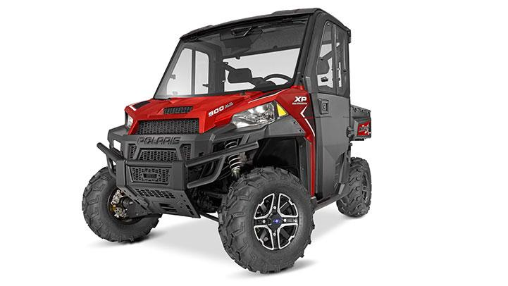 2016 Polaris Ranger XP 900 EPS NorthStar Edition in Pensacola, Florida