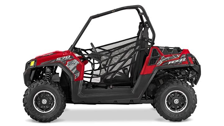 2016 Polaris RZR570 EPS Trail in Lawrenceburg, Tennessee