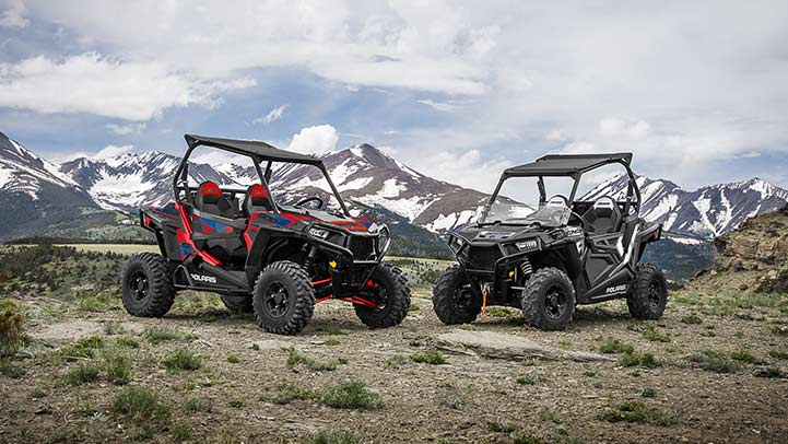 2016 Polaris RZR S 900 EPS in Wytheville, Virginia