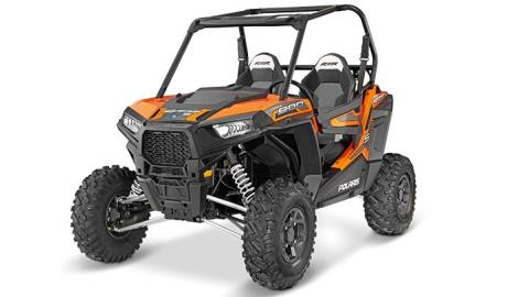 2016 Polaris RZR S 900 EPS in Tyrone, Pennsylvania