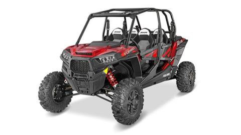 2016 Polaris RZR XP 4 Turbo EPS in Lawrenceburg, Tennessee
