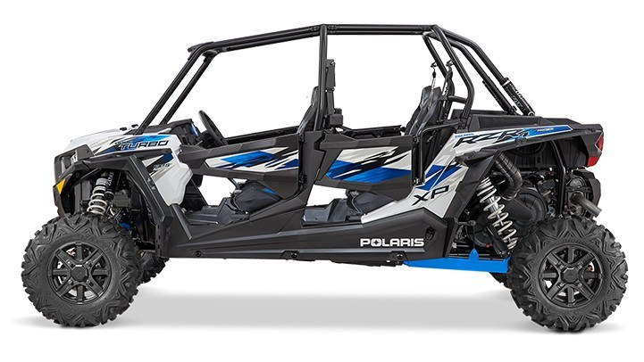 2016 Polaris RZR XP 4 Turbo EPS in Pierceton, Indiana