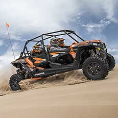 2016 Polaris RZR XP 4 Turbo EPS in Lancaster, South Carolina