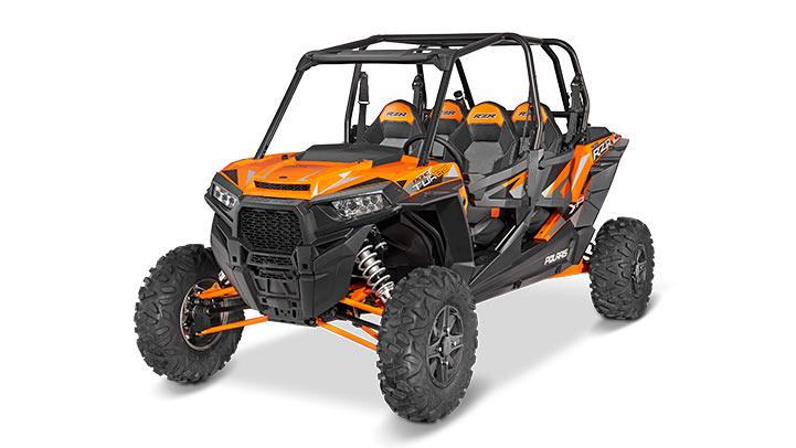 2016 Polaris RZR XP 4 Turbo EPS in Auburn, California