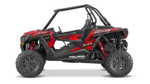 2016 Polaris RZR XP  Turbo EPS in Ferrisburg, Vermont