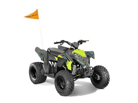 2017 Polaris Outlaw 110 in Center Conway, New Hampshire