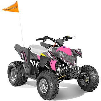 2017 Polaris Outlaw 110 in Hollister, California
