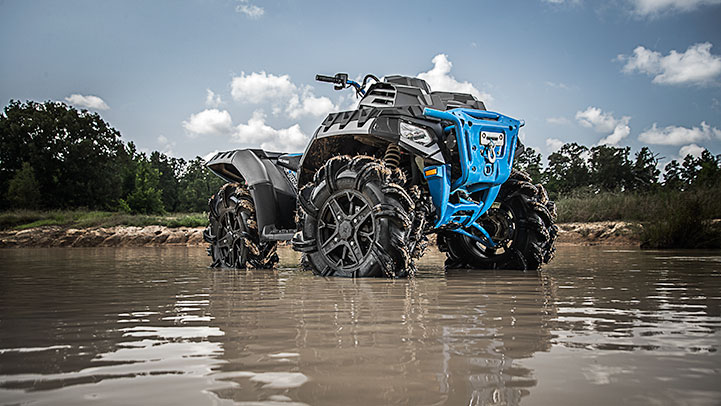 2017 Polaris Sportsman XP 1000 High Lifter Edition in Brighton, Michigan