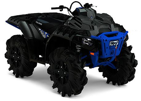 2017 Polaris Sportsman XP 1000 High Lifter Edition in Mount Pleasant, Michigan