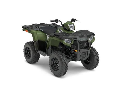 2017 Polaris Sportsman 450 H.O. EPS in Rushford, Minnesota