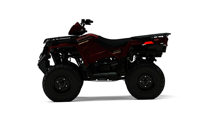 2017 Polaris Sportsman 450 H.O. Utility Edition in Leland, Mississippi