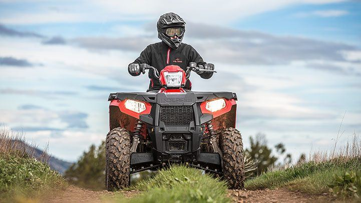 2017 Polaris Sportsman 570 in Chesterfield, Missouri