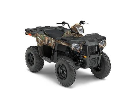 2017 Polaris Sportsman 570 EPS Camo in Monroe, Washington