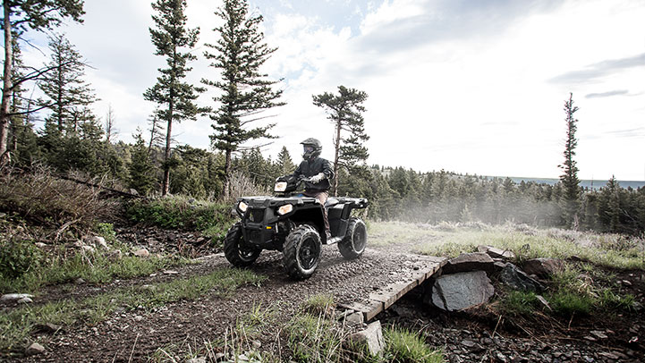 2017 Polaris Sportsman 570 SP Hunter Edition in Bremerton, Washington