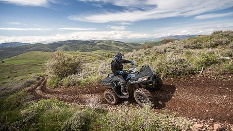 2017 Polaris Sportsman 850 SP in Mahwah, New Jersey