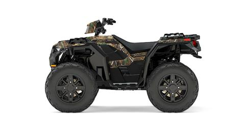 2017 Polaris Sportsman 850 SP Polaris Pursuit Camo in Jones, Oklahoma