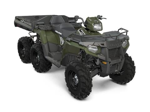2017 Polaris Sportsman Big Boss 6x6 570 EPS in Clovis, New Mexico
