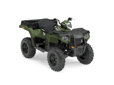 2017 Polaris Sportsman X2 570 EPS in Dearborn Heights, Michigan