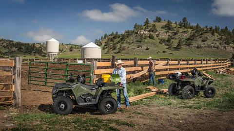 2017 Polaris Sportsman X2 570 EPS in Ukiah, California