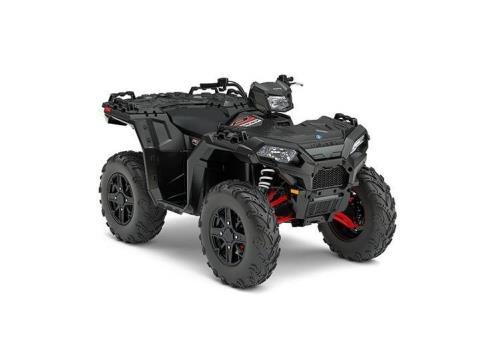2017 Polaris Sportsman XP 1000 in Hazlehurst, Georgia