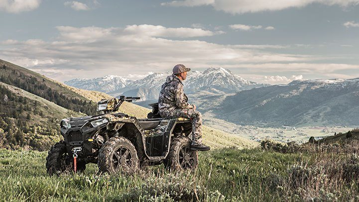 2017 Polaris Sportsman XP 1000 Hunter Edition in Ontario, California