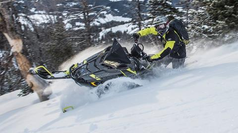 2017 Polaris 800 PRO-RMK 174 LE in Rushford, Minnesota