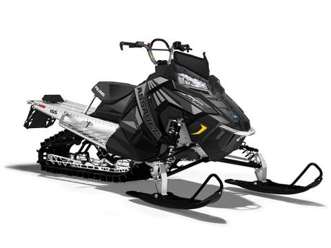 2017 Polaris 800 RMK Assault 155 Powder in Brighton, Michigan