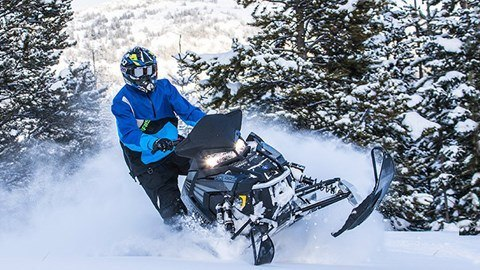 2017 Polaris 800 Switchback Assault 144 in Auburn, California