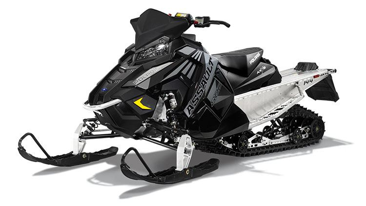 2017 Polaris 800 Switchback Assault 144 ES in Traverse City, Michigan