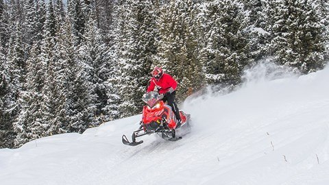 2017 Polaris 800 Switchback PRO-S ES in Elkhorn, Wisconsin