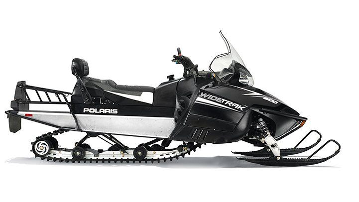 2017 Polaris 600 IQ WideTrak ES in Rushford, Minnesota